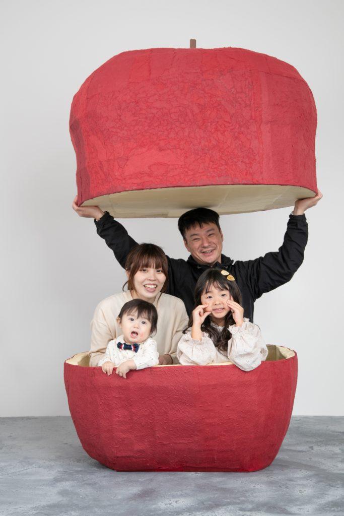 家族写真(スペシャルオプション)