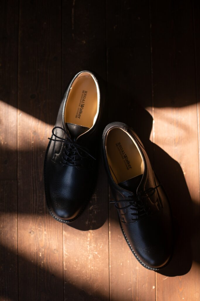 新郎様の靴